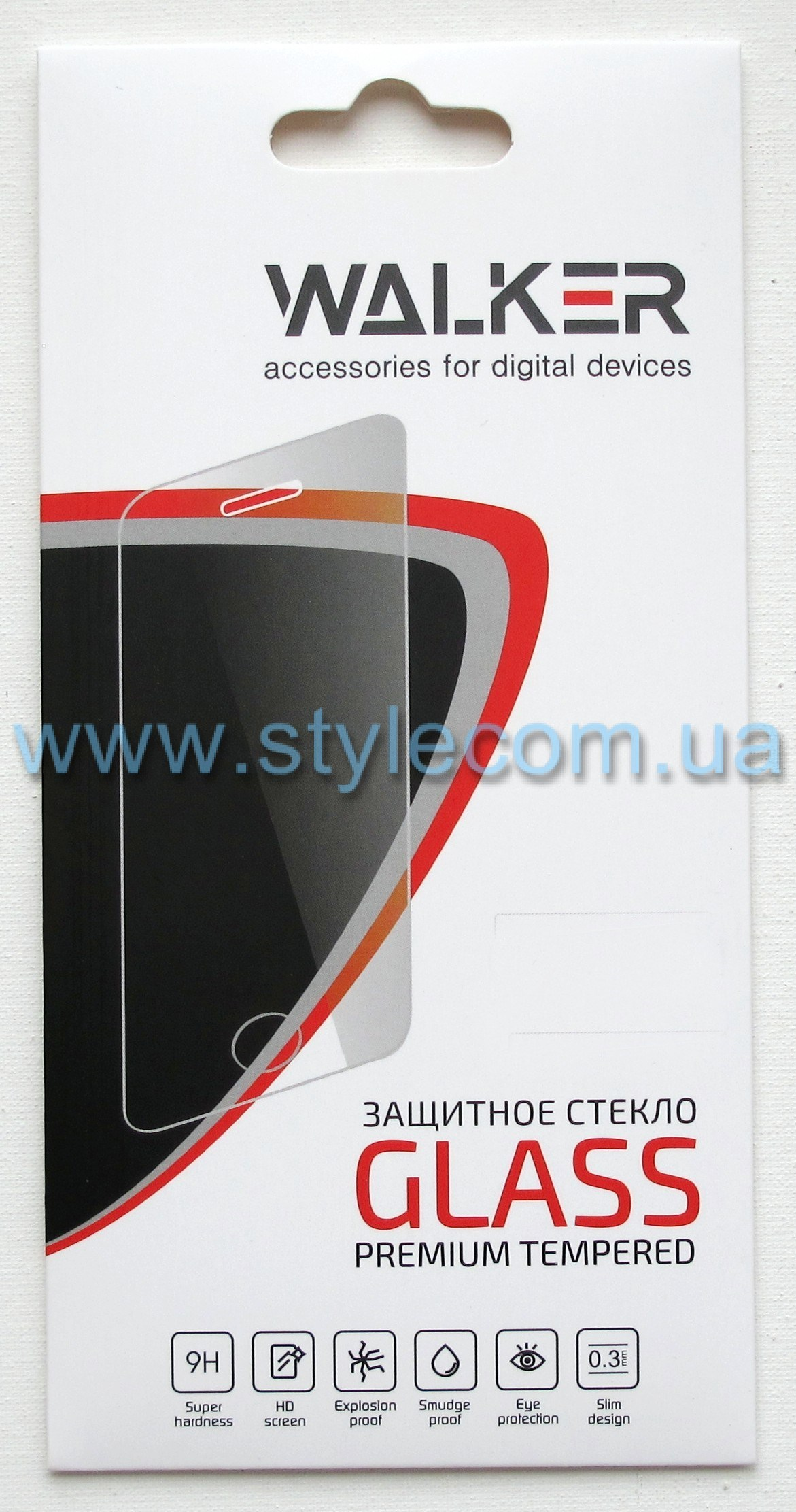 Защитное стекло Asus Zenfone 2 (ZE551ML/ZE550ML) WALKER